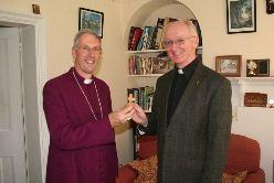 26.06.2012 new bishop