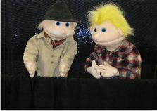 Upbeat Puppets