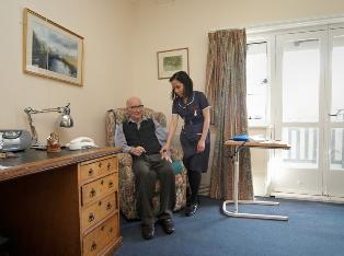 A Nursing Care Room