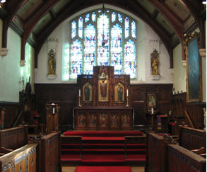 The Upper Chapel