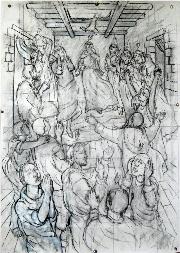 pentecost sketch